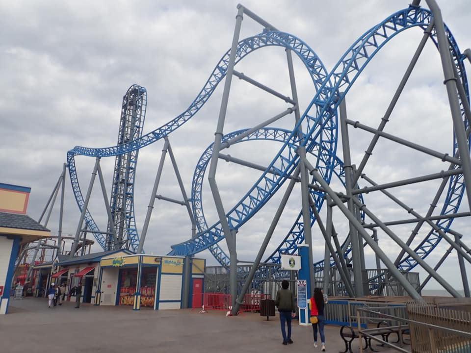 Pleasure Pier Rides