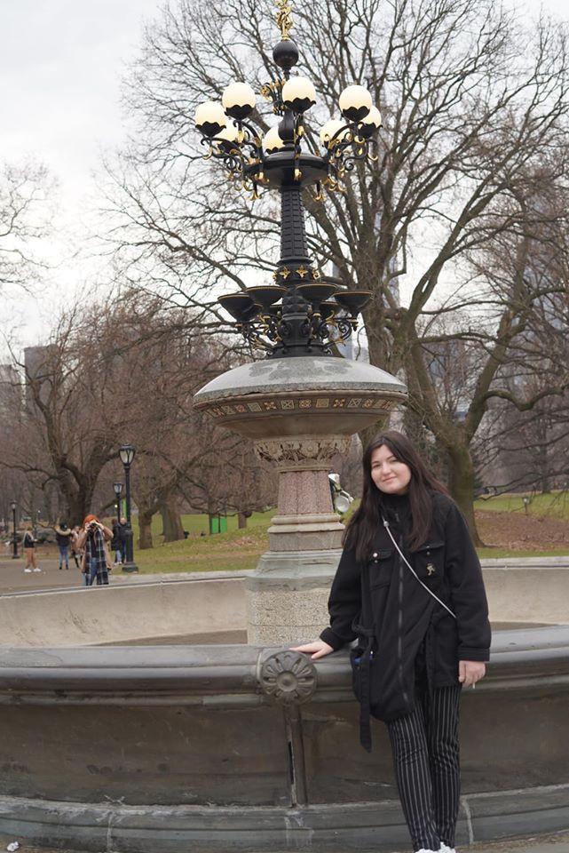 Friends' Fountain