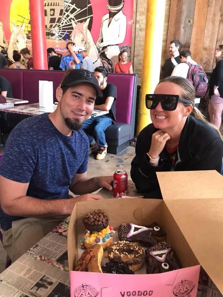 Voodoo Donuts in Austin
