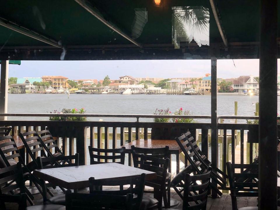 view at Harbor Docks