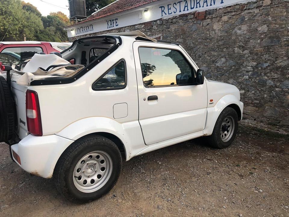 Jeep Rental Skopelos Island