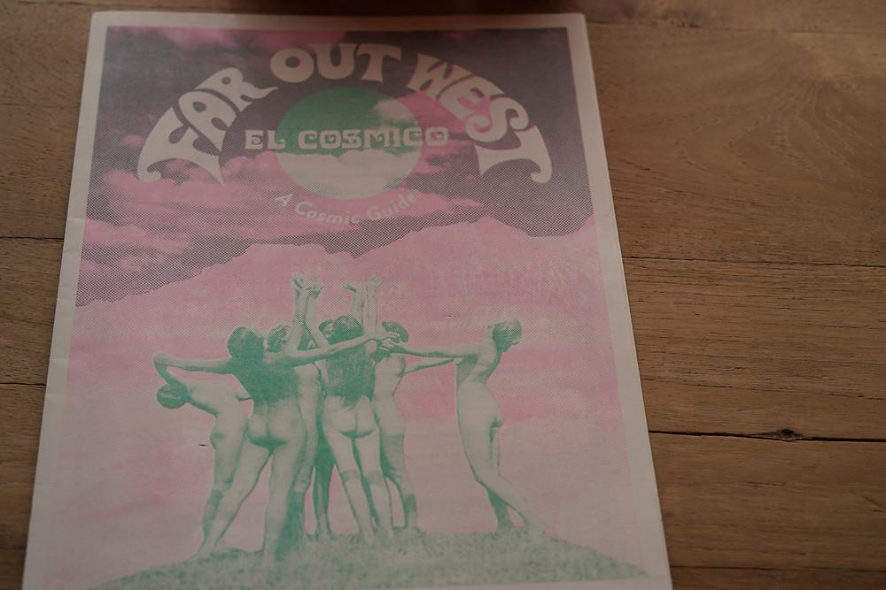 Guide at El Cosmico