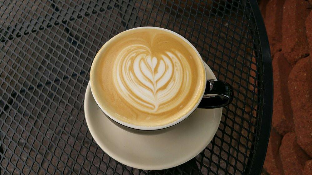 Coffee at Mod Coffee House