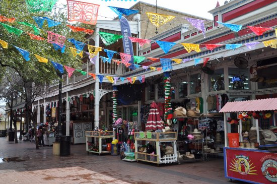Market Square in San Antonio
