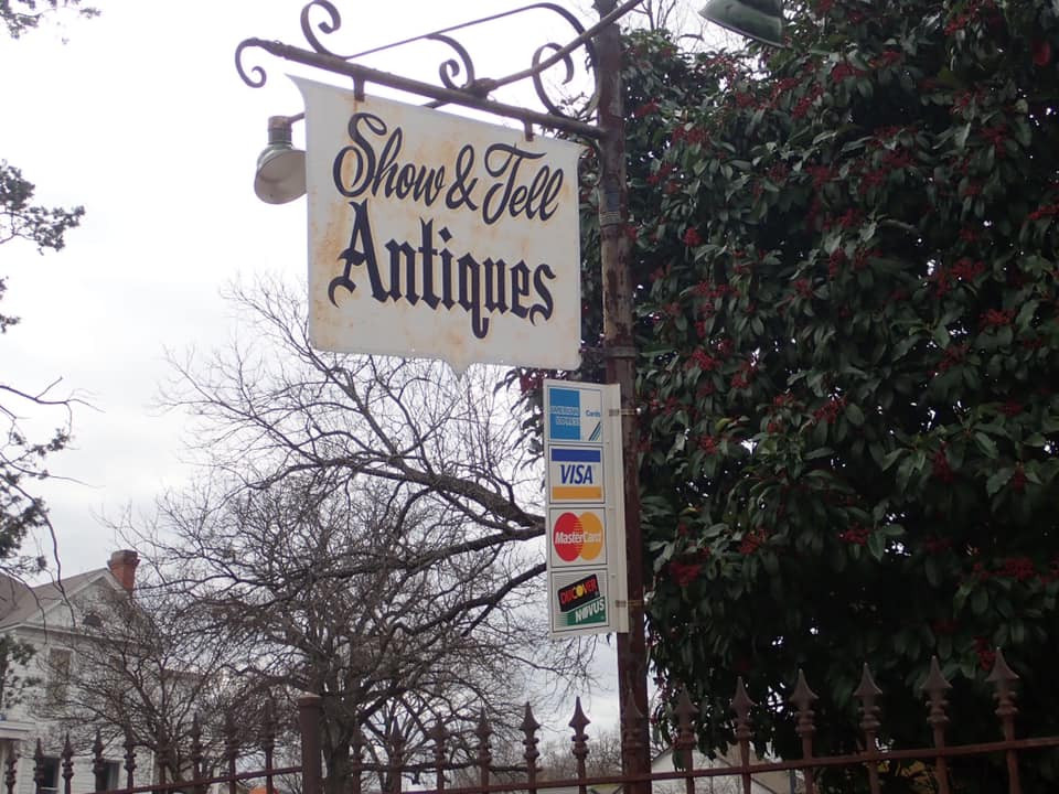 Show and Tell Antiques