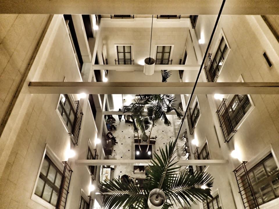 Inside Tremont Hotel