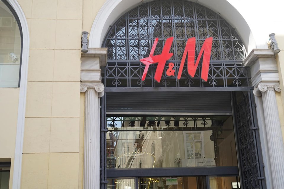 H&M in Athens
