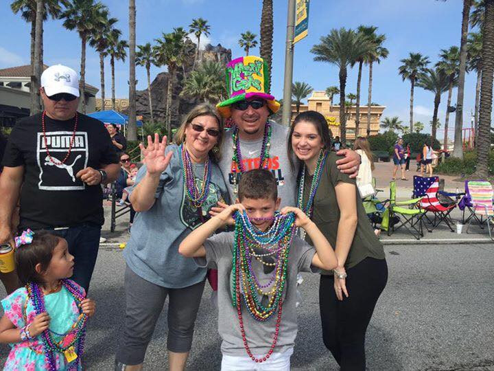 Children's Mardi Gras Parade