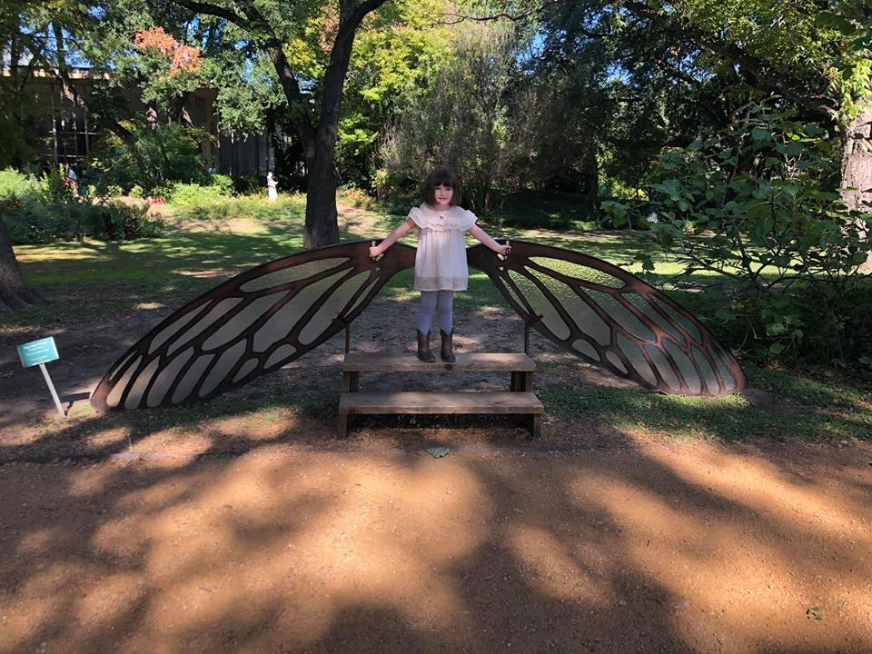Butterfly Garden (Texas Discovery Garder)
