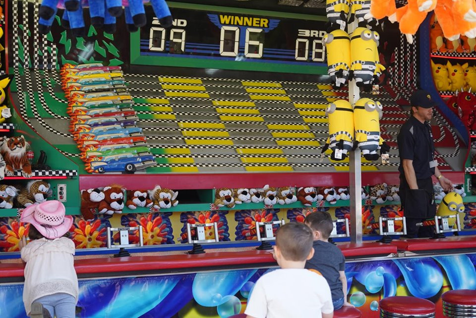 Games at State Fair of Texas-Dallas