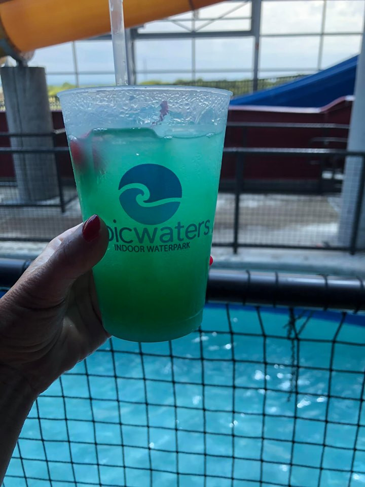 Mixed Drinks Epic Waterpark in Dallas