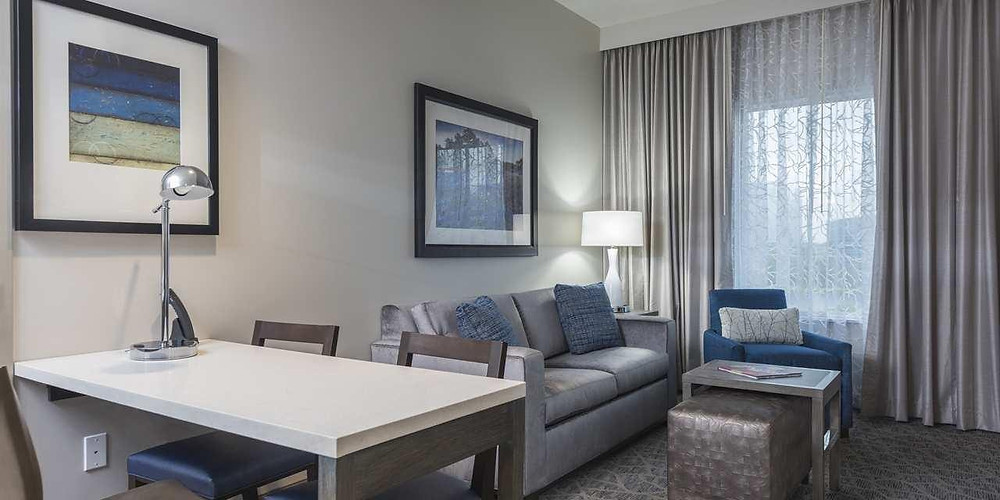 mbassy Suites by Hilton, The Woodlands at Hughes Landing