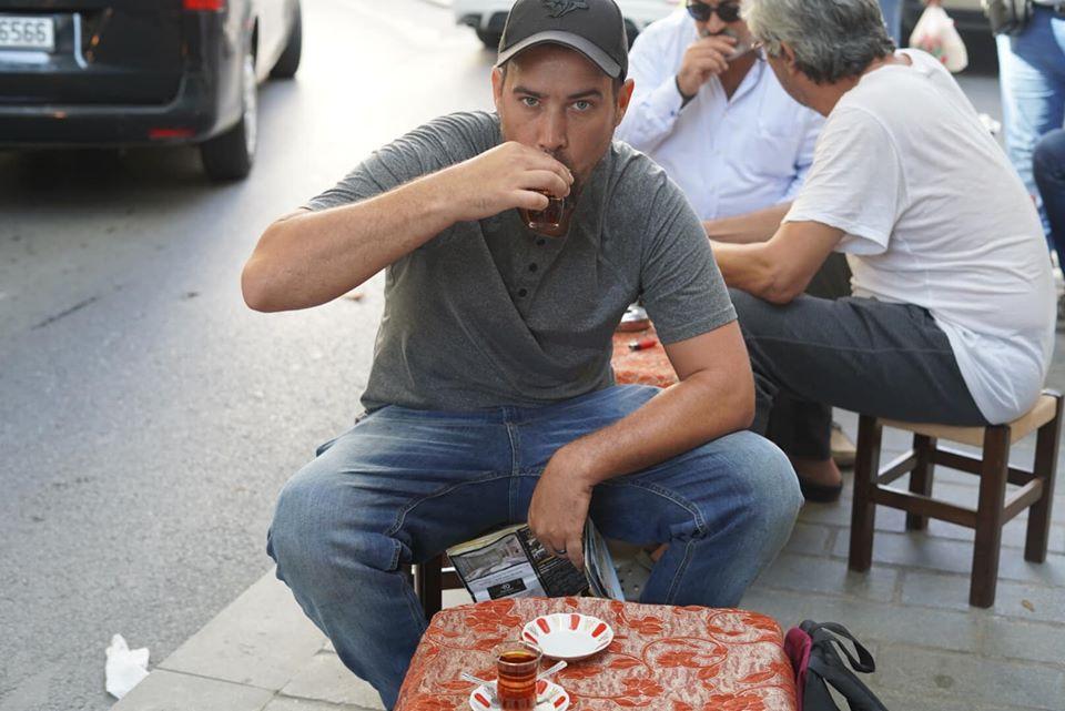 Hot Tea in Turkey