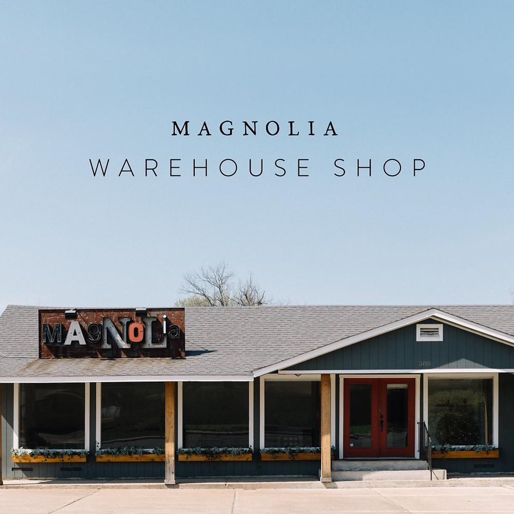 Magnolia Warehoue Shop