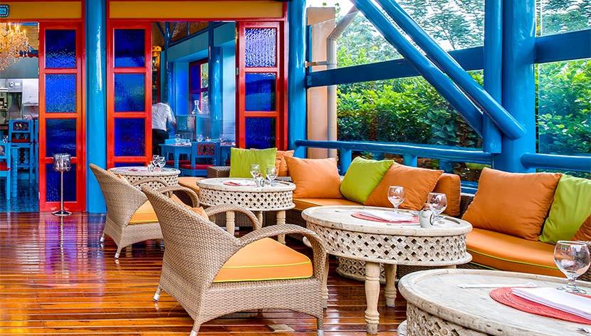 Asia Luna Restaurant at the Resort