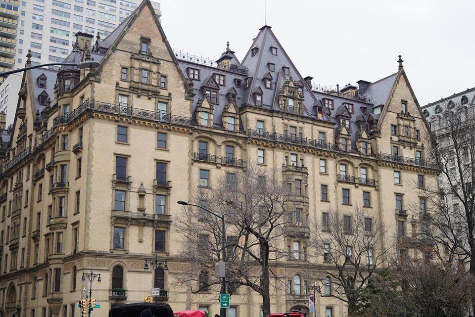 John Lennon Apartment