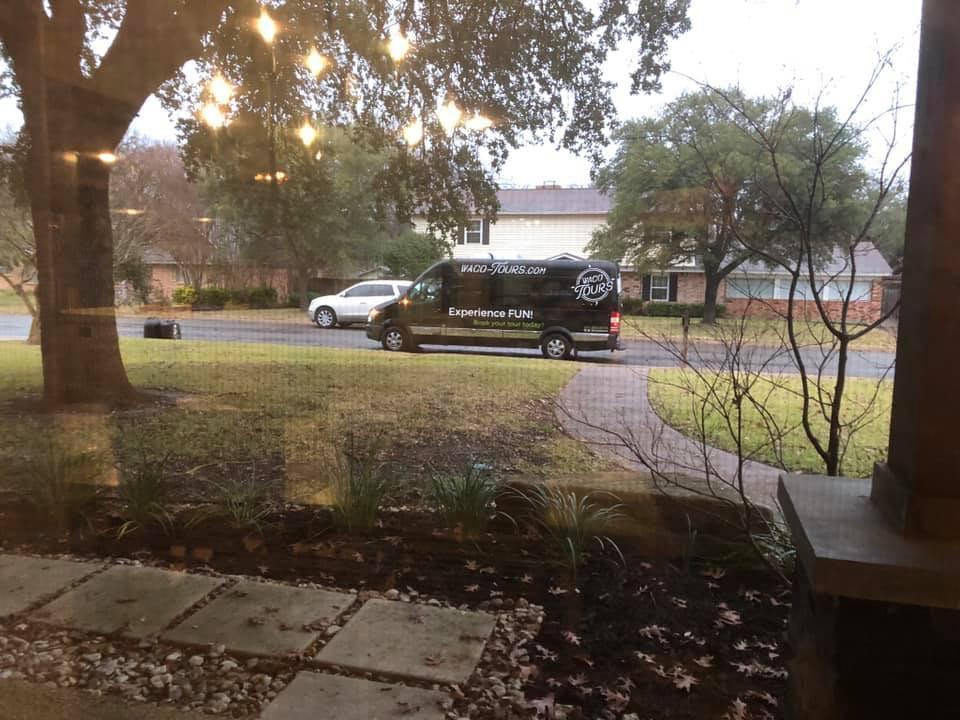 Waco Tour Bus