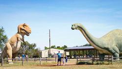 Dinosaur Valley State Park in Texas