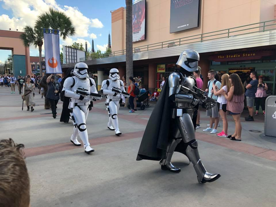 Star Wars at Disney