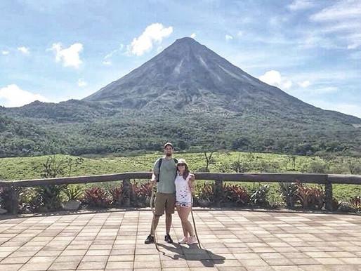 Costa Rica, Arenal Volcano