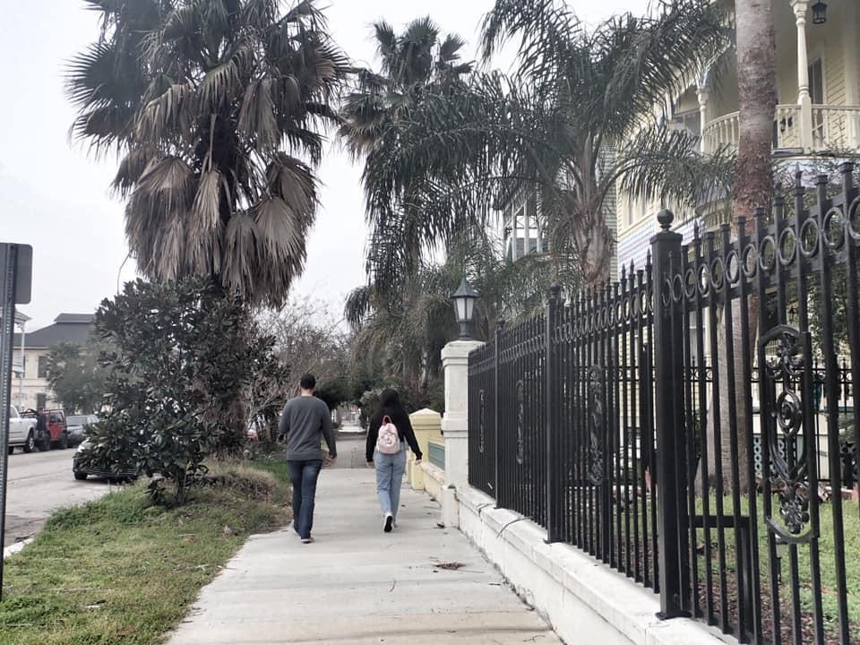 Galveston Streets