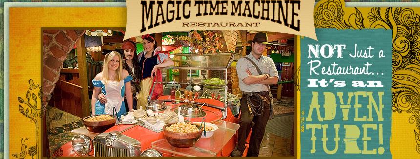 Magic Time Machine.