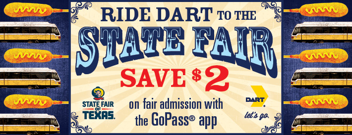 Ticket State Fair of Texas Dallas