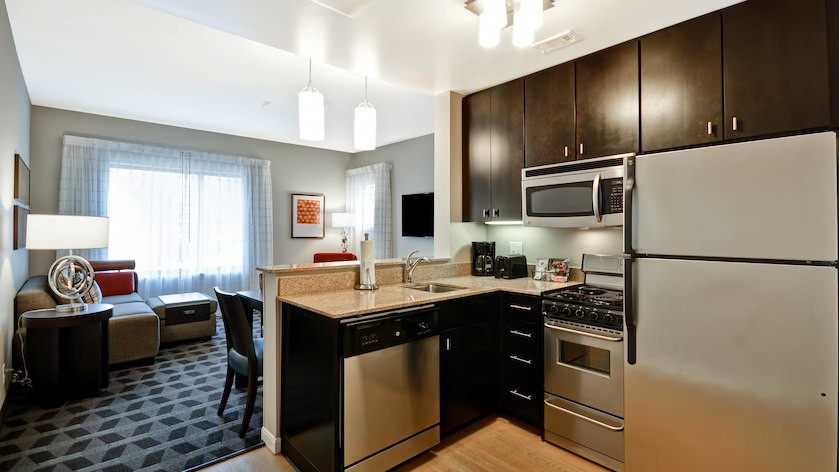 suites at TownePlace Suites by Marriott, Dallas- Lewisville