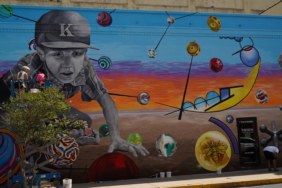 Art in Downtown Corpus Christi