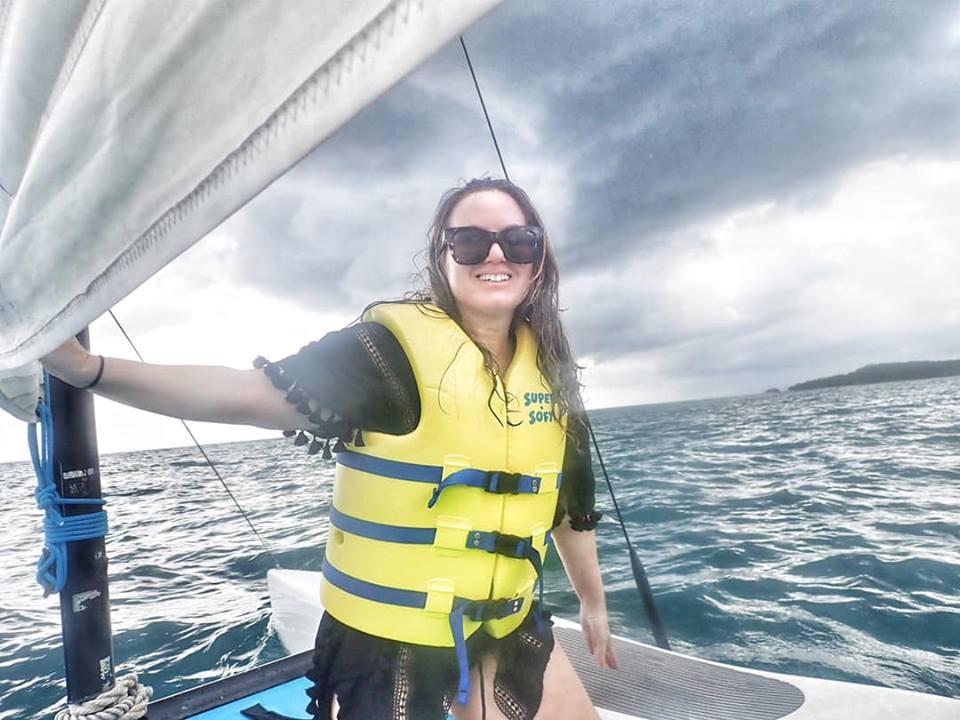 sailboats in jamaica