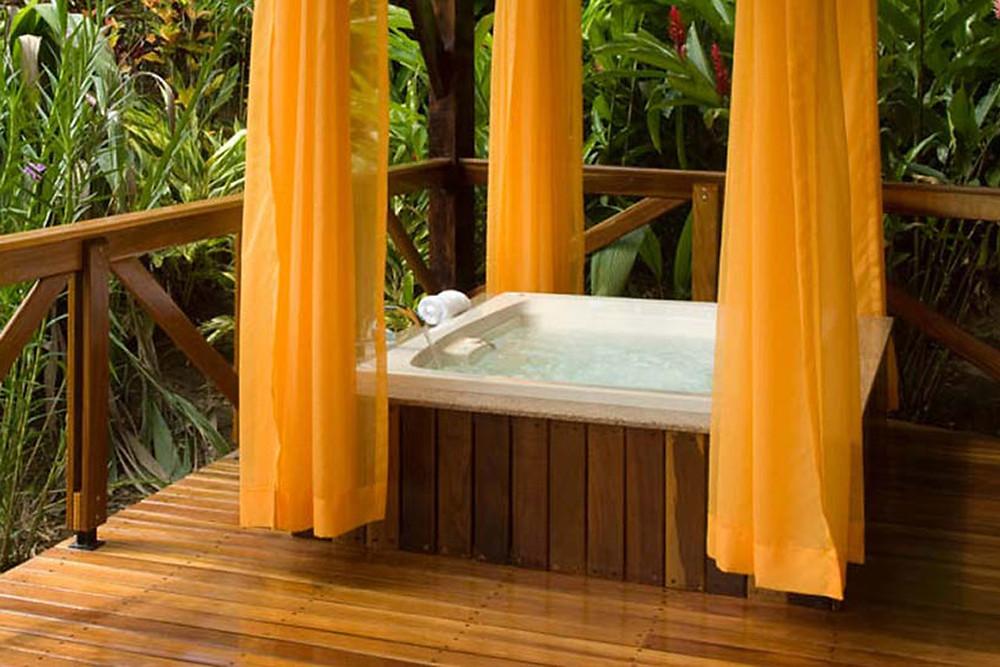 jacuzzi Nayara Resort