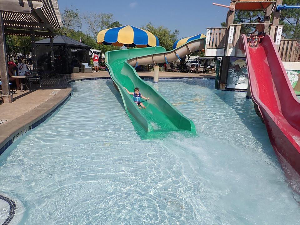 Kiddie Area Pool at Jellystone Park
