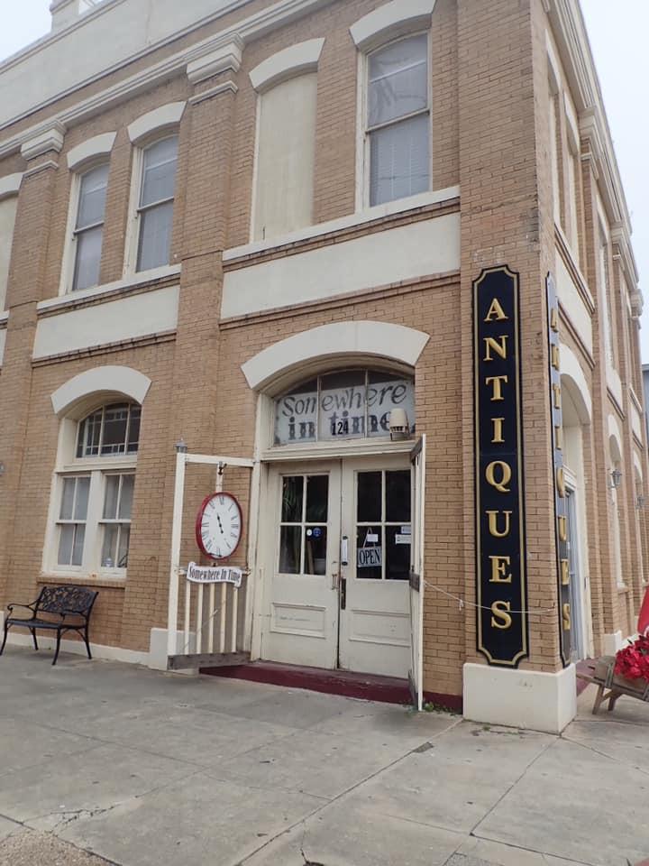 antique store in Galveston
