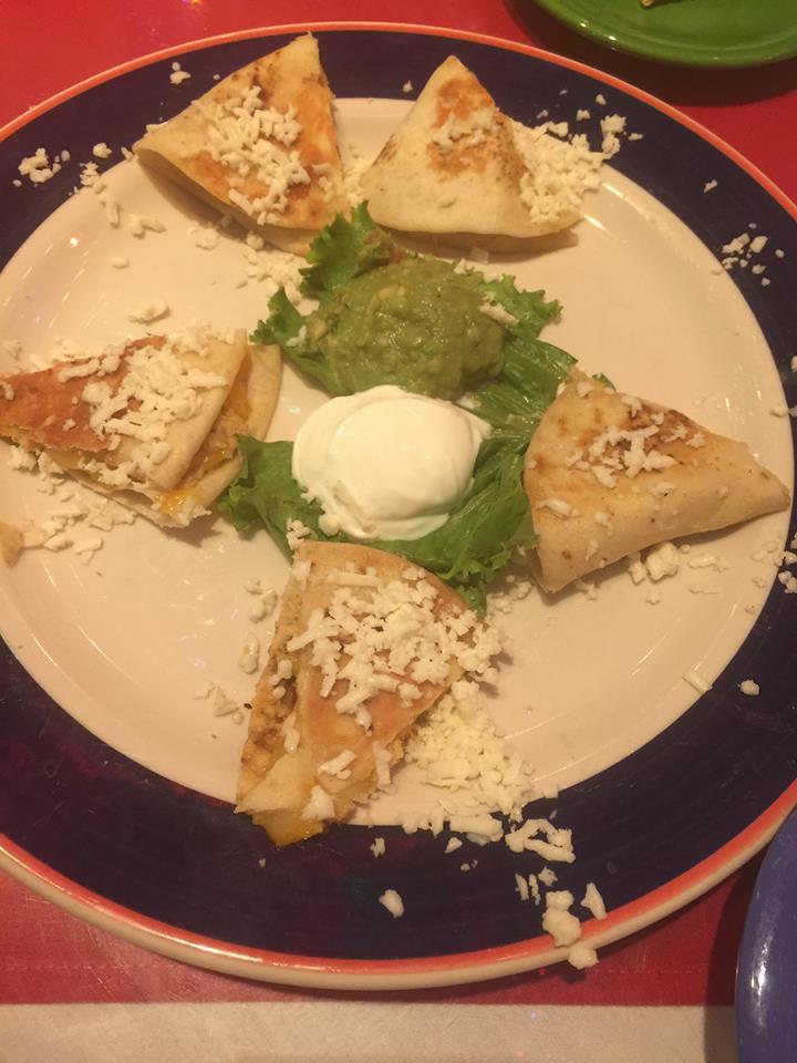 food at Mi Tierra Café Y Panaderia