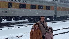 Grand Canyon Railway in Arizona