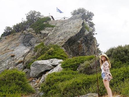 Skopelos Island, Greece- Mamma Mia Island