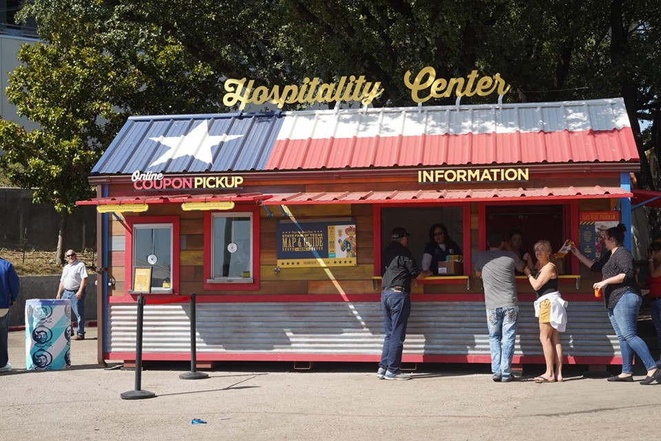 Hospitality Center State Fair of Texas Dallas