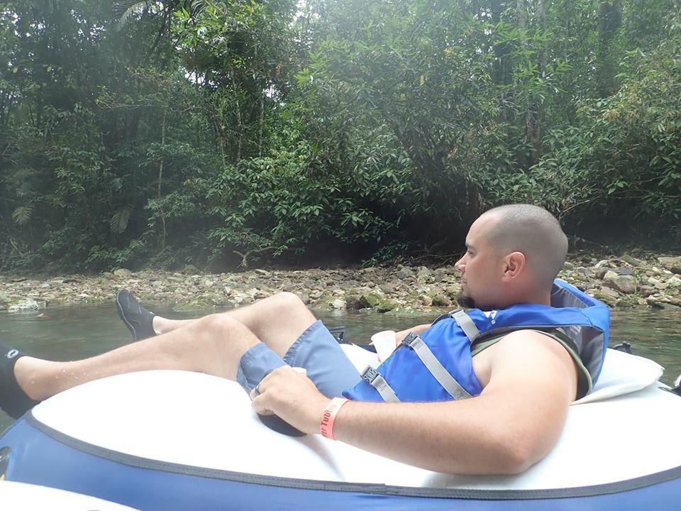 Jungle Tubing excursion in Jamacia