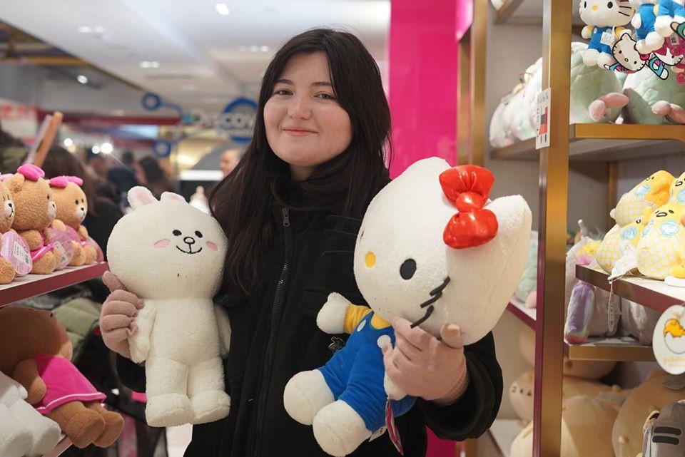 Hello Kitty FAO Schwarz Toy Store