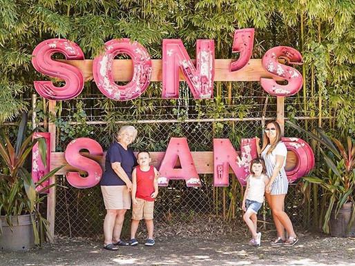 Son's Island in Seguin, Texas