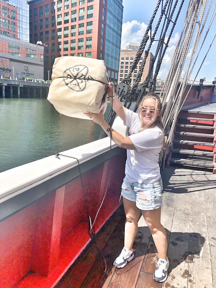 Boston Tea Party Ships & Museums