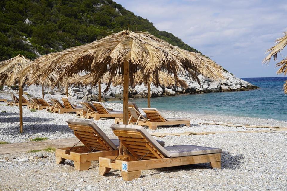 Glysteri Beach in Skopelos Island