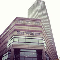 Westin in Boston