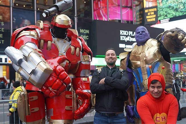 Time Square Heros