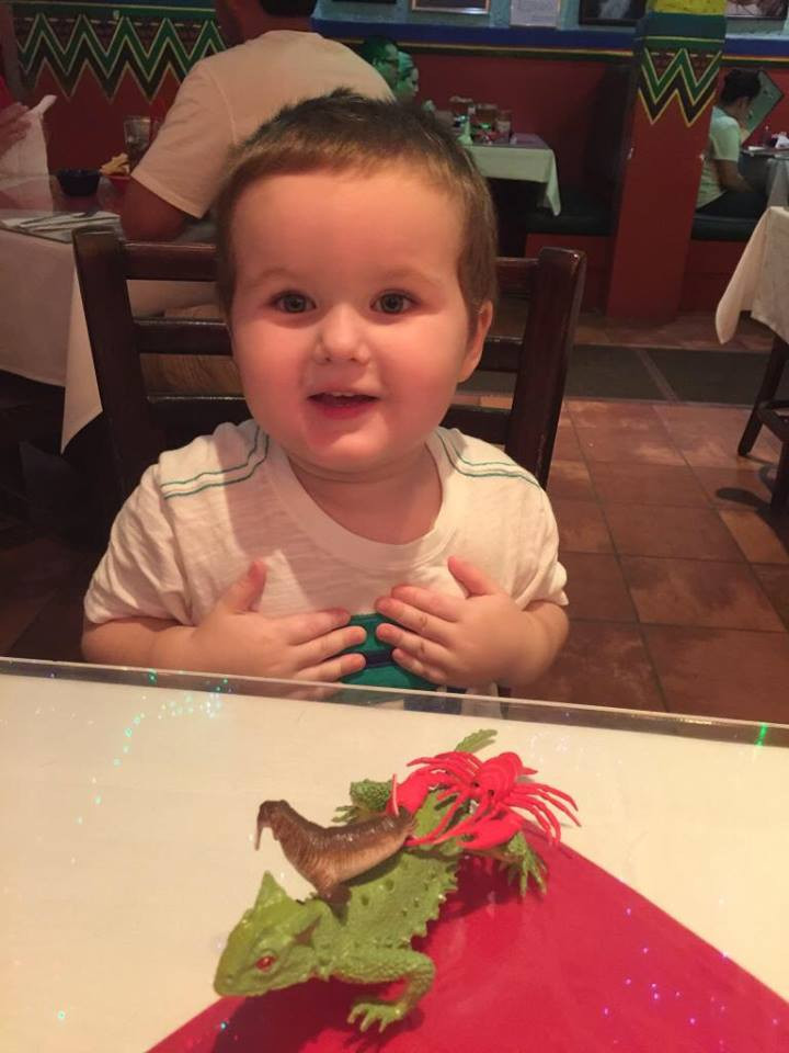 Reed at Mi Tierra Café Y Panaderia