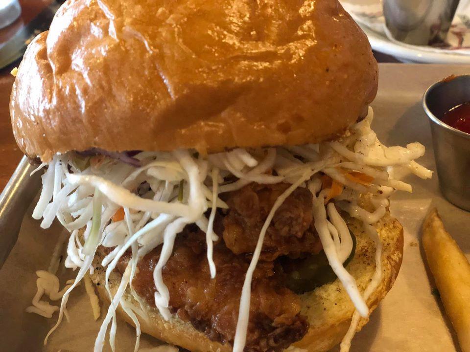 Saltgrass Nashville sandwich