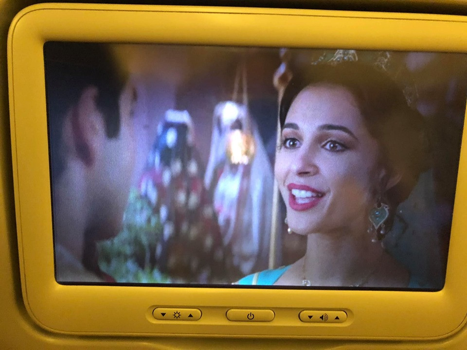 movie on Turkish Airline