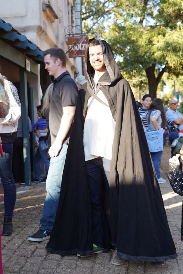 Costumes at Texas Renaissance Festival