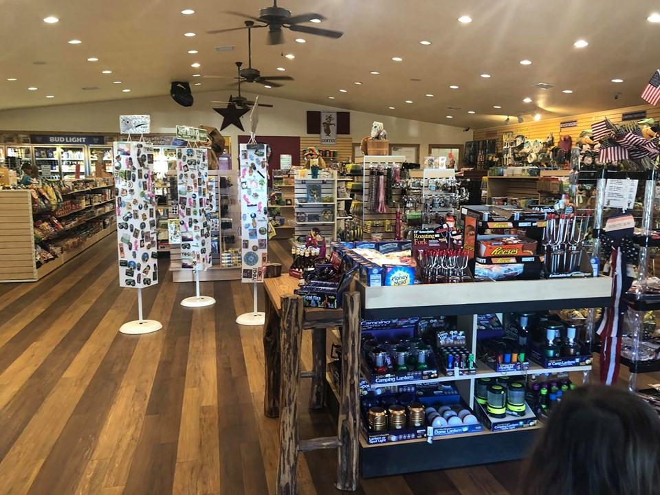 Jellystone Park Convenience Store
