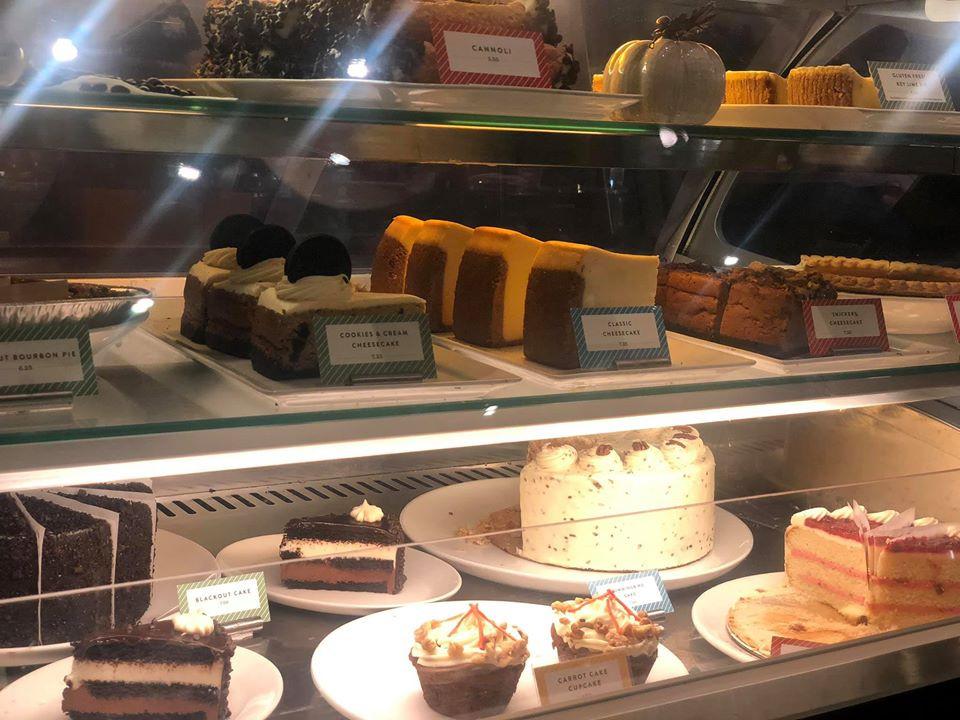 Dessert Black Walnut Café, Woodlands, TX